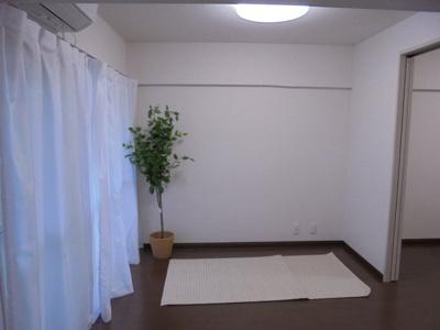 【居間・リビング】南永田団地1-5号棟
