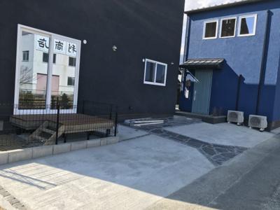 【駐車場】大津市下阪本4丁目2-34 新築分譲