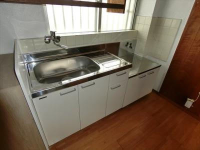 【キッチン】和美アパート
