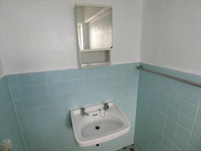 【洗面所】和美アパート