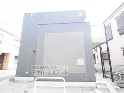 【外観】リブリ・トッププレイス鐘ヶ淵