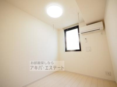 【寝室】リブリ・トッププレイス鐘ヶ淵