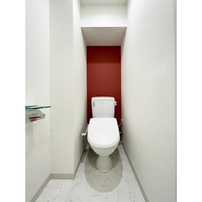 【トイレ】アルカンシエル池上
