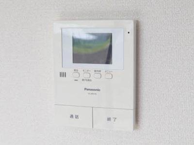 【セキュリティ】コスモス川棚 A棟