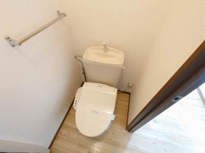 【トイレ】コスモス川棚 A棟