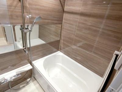 【浴室】クレストホーム根津