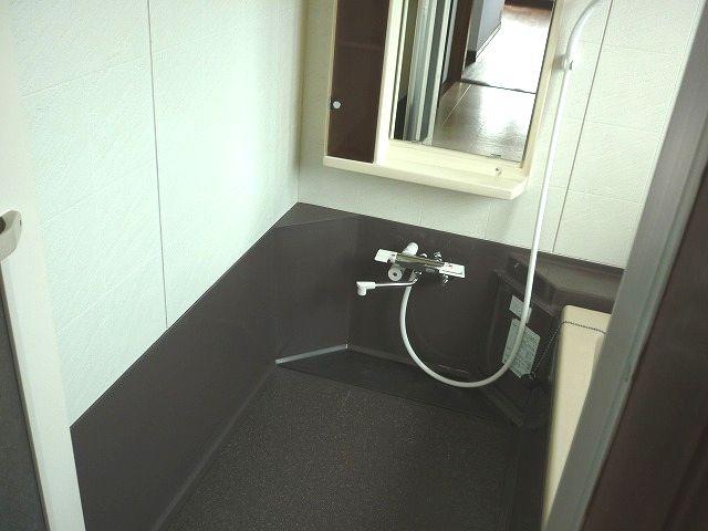 【浴室】古賀市小竹戸建