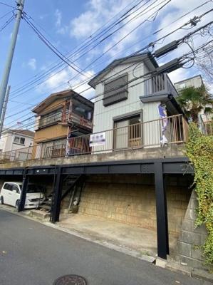 【外観】東急田園都市線「宮前平」駅 中古戸建