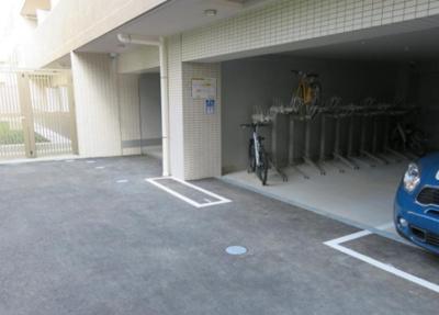 【駐車場】(仮称)北糀谷マンション