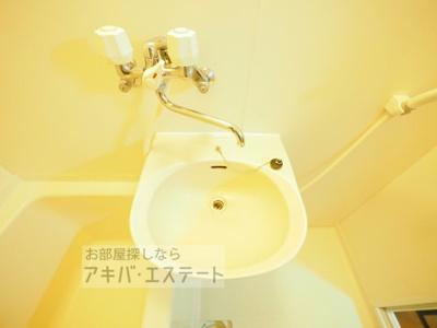 【洗面所】ベルダ・ビレッジオⅠ