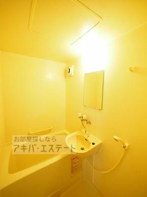 【浴室】ベルダ・ビレッジオⅠ
