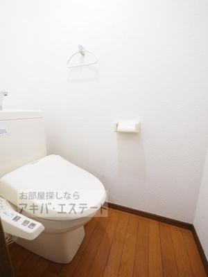 【トイレ】ベルダ・ビレッジオⅠ