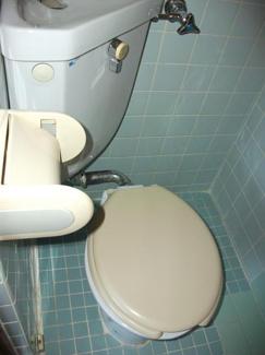 【トイレ】泉マンション