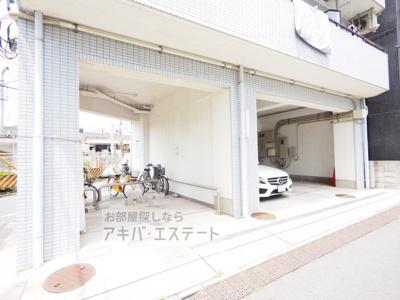 【駐車場】ダイナスティマンション