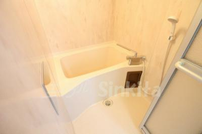 【浴室】ライトハイツ