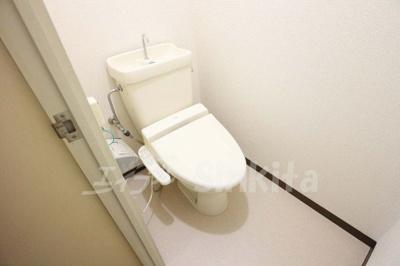 【トイレ】ライトハイツ