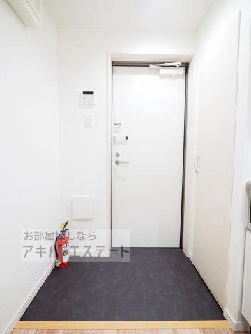 【玄関】スリジエ松戸