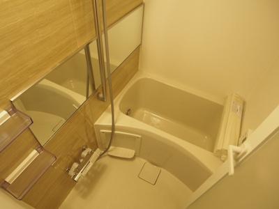 【浴室】ペルレ