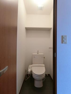 【トイレ】RELAXIAVILLA(リラクシアヴィラ)H棟