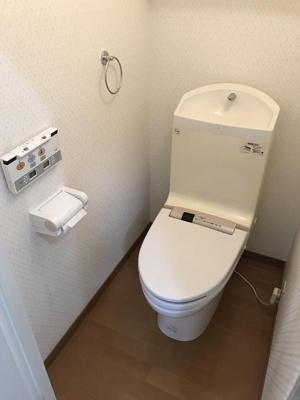 【トイレ】梅田シティヴィラアクトⅢ