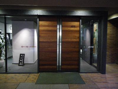 【エントランス】梅田シティヴィラアクトⅢ