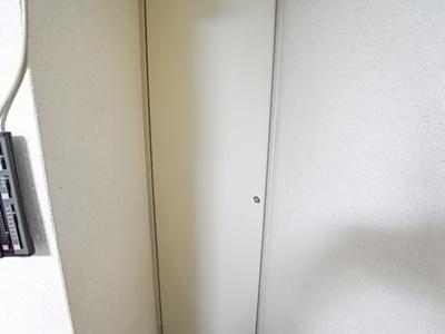 【収納】ライオンズマンション神戸