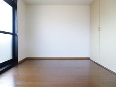 【寝室】レオパレス北六甲