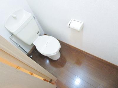 【トイレ】レオパレス北六甲