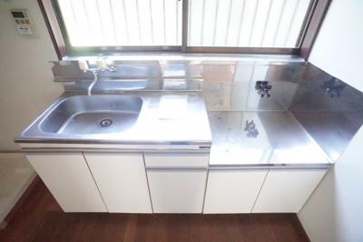 【キッチン】国分4丁目貸家Ⅱ
