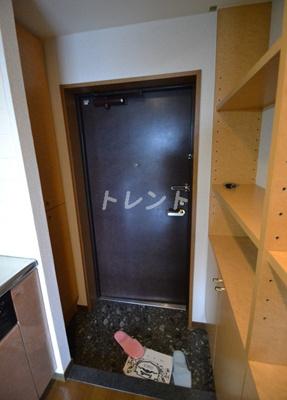 【玄関】エクセリア中野坂上