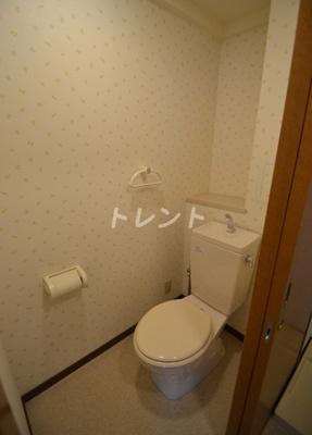 【トイレ】エクセリア中野坂上