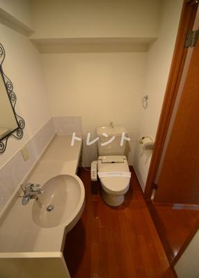 【浴室】F.S.C.新宿マンション