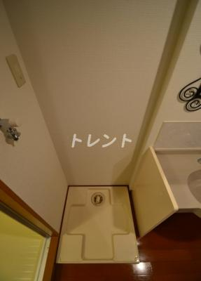 【洗面所】F.S.C.新宿マンション