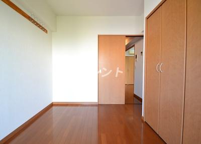 【寝室】F.S.C.新宿マンション