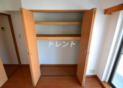 【収納】F.S.C.新宿マンション