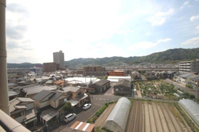 【展望】ロータリーマンション大津京ソルジャンテ