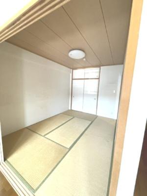 【和室】ロータリーマンション大津京ソルジャンテ