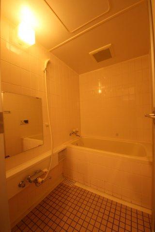 【浴室】グリーンマンション平尾