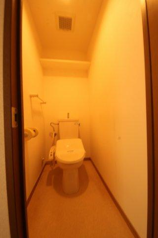 【トイレ】グリーンマンション平尾