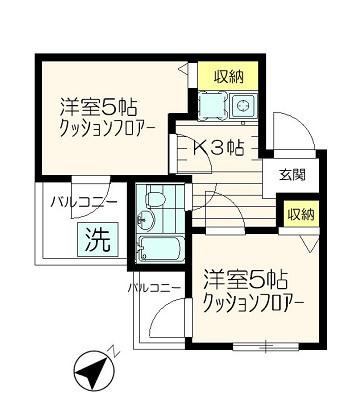始発駅唐木田近く【アステールⅡ】