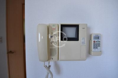 エスリード南森町駅前 TV付モニターフォン