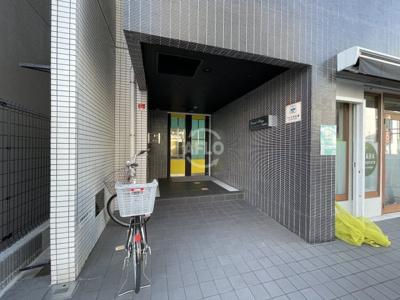 グランドステージ大阪城北 エントランス