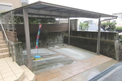 【駐車場】神戸市垂水区星が丘1丁目 中古戸建