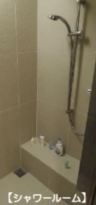 【浴室】北区西が丘 第二種低層住専地域 事務所付住居