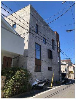 北区西が丘 第二種低層住専地域 事務所付住居