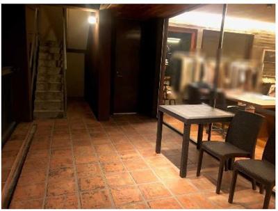 【内装】北区西が丘 第二種低層住専地域 事務所付住居