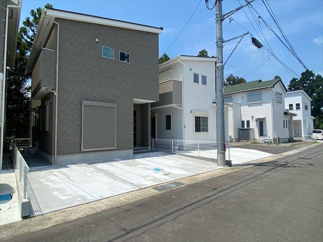 【外観】新築一戸建て「南足柄市駒形新宿」全6棟/残2棟