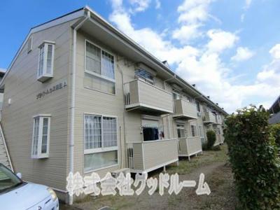 ブライトハウス串田の外観 お部屋探しはグッドルームへ