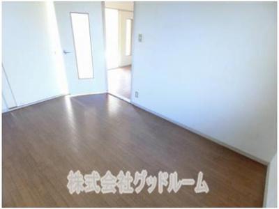 【洋室】ブライトハウス串田A棟