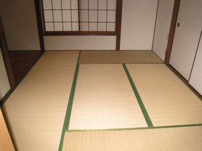 【和室】倉本貸家